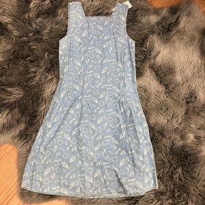 Guess | Girls Summer Print | Denim Dress